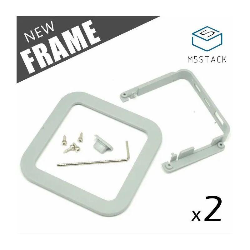 2x M5Stack: Frame kit
