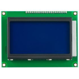 LCD Display 128x64, SPI 3 fils
