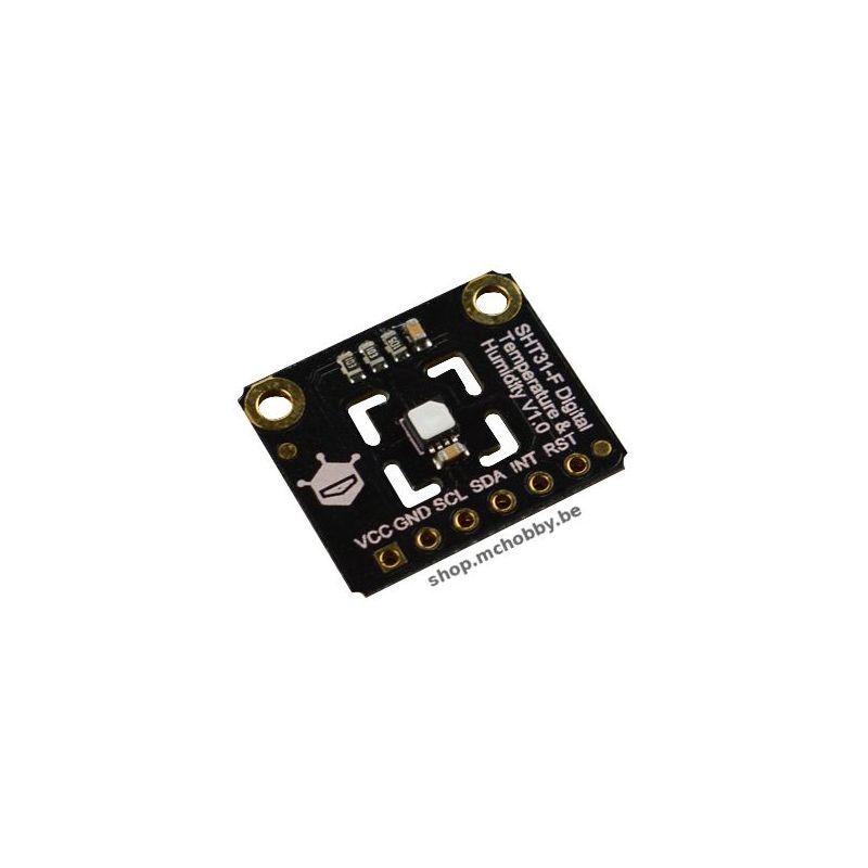 SHT31-F : Humidity and temperature sensor