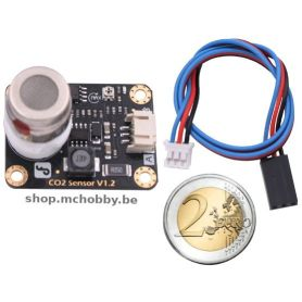 Gravity: Analog CO2 Gas Sensor - MG-811 Sensor