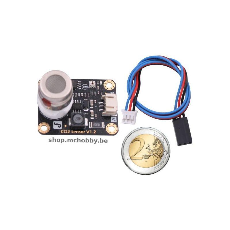 Gravity: Analog CO2 Gas Sensor - MG-811 Sensor