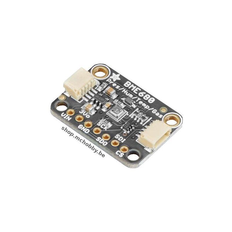 BME680 - Sens. Gaz/Température/Humidité/Pression