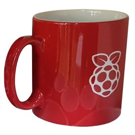 Raspberry-Pi ceramic MUG