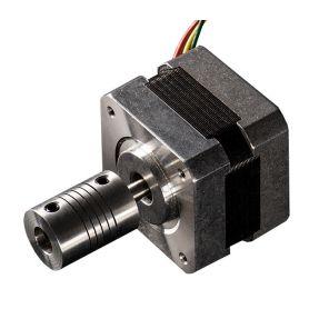 [T] - Coupleur d'axe 5 vers 8mm, FLEX, Alu