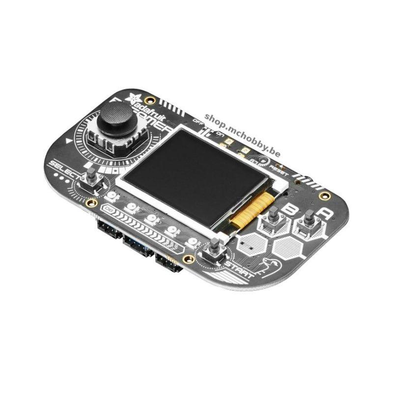 Adafruit PyGamer - MakeCode, circuit Python, Arduino