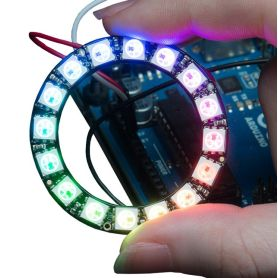 NeoPixel Ring - 16 LEDs RGB