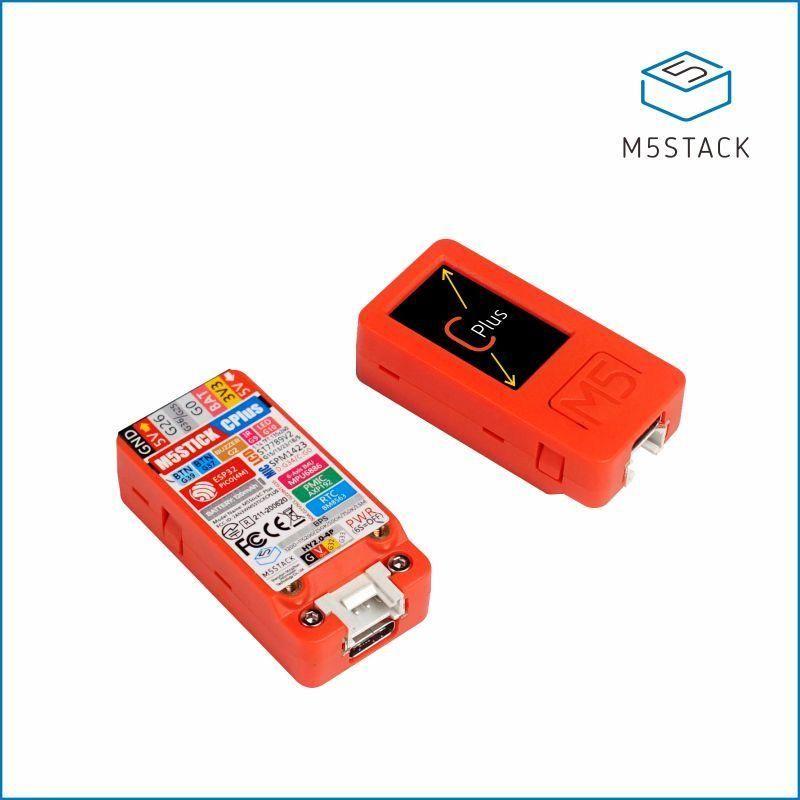 M5StickC Plus - ESP32 - PICO IoT dev.
