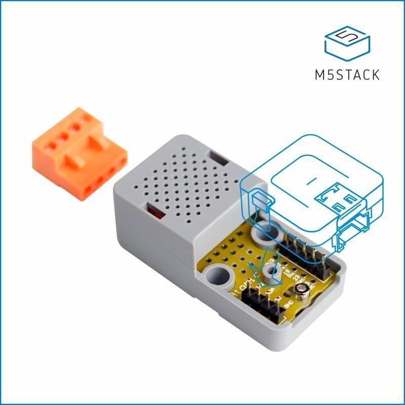 M5Stack : Atom - module prototypage