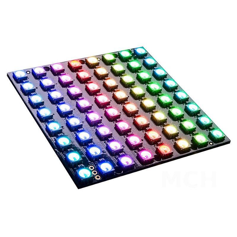 Matrice NeoPixel - 8x8 - 64 Leds RGB