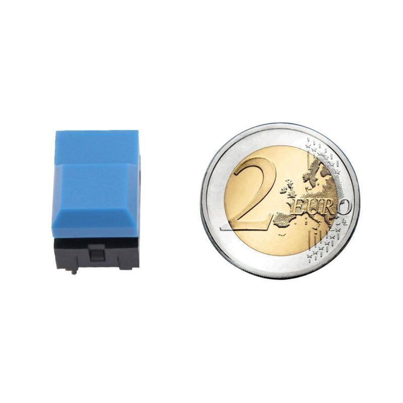 Bouton Poussoir Digitast NOIR - sans LED