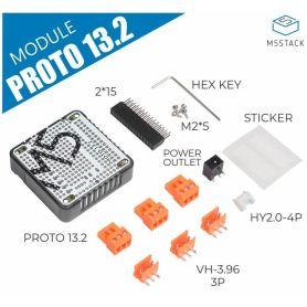 M5Stack : Module prototypage 13.2mm de haut