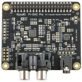 IQAudio DAC Pro - Carte son pour Raspberry-Pi