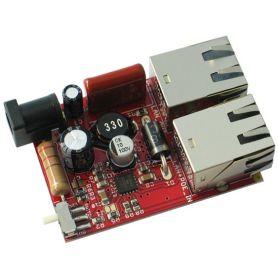 Adaptateur PoE pour alimenter projets en 5V ou 12V