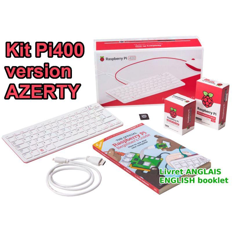 Raspberry Pi 400 - FR - 4 Go