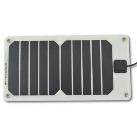 Panneau solaire 5V 1A - Semi Flexible MonoCristalin