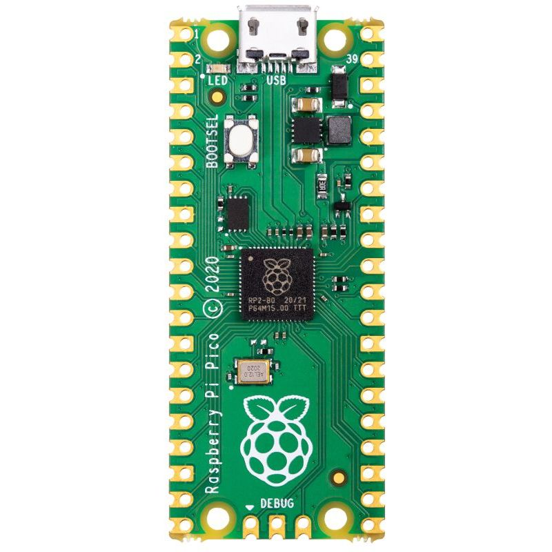 Pico (RP2040)  - 2 cores microcontroler from Raspberry-Pi