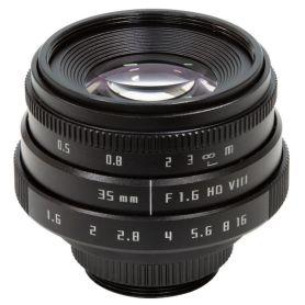 Objectif 35mm F1.6 - C-Mount