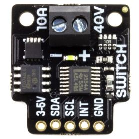 40V / 10A Mosfet controlable over I2C