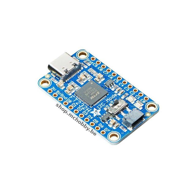 Extension GPIO+I2C+SPI via USB - FT232H
