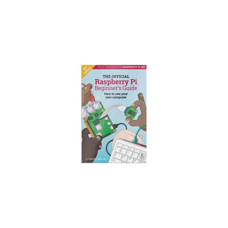 The Official Raspberry-Pi Beginner's Guide