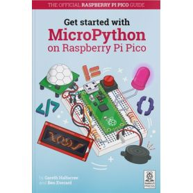Get Started with MicroPython on Raspberry Pi Pico - ver. Anglaise