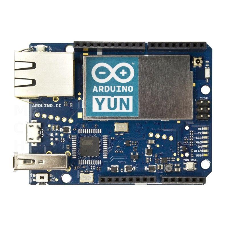 Arduino yun mchobby vente de raspberry pi