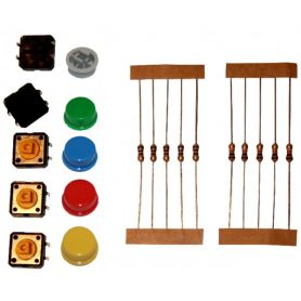 Bouton tactile (Mini Kit)
