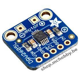 DRV2605L - contrôleur de moteur vibrant (Haptic/Vibration)