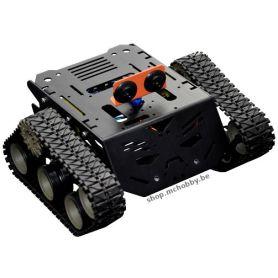 Kit Robot Devastator - Tank + Moteur