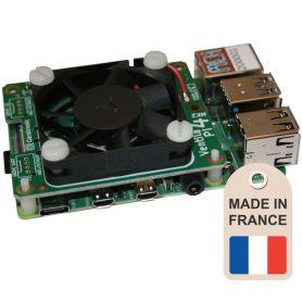 Ventilateur Silencieux pour Raspberry-Pi