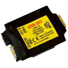 Isolateur USB, 1000V CC, USB Full speed
