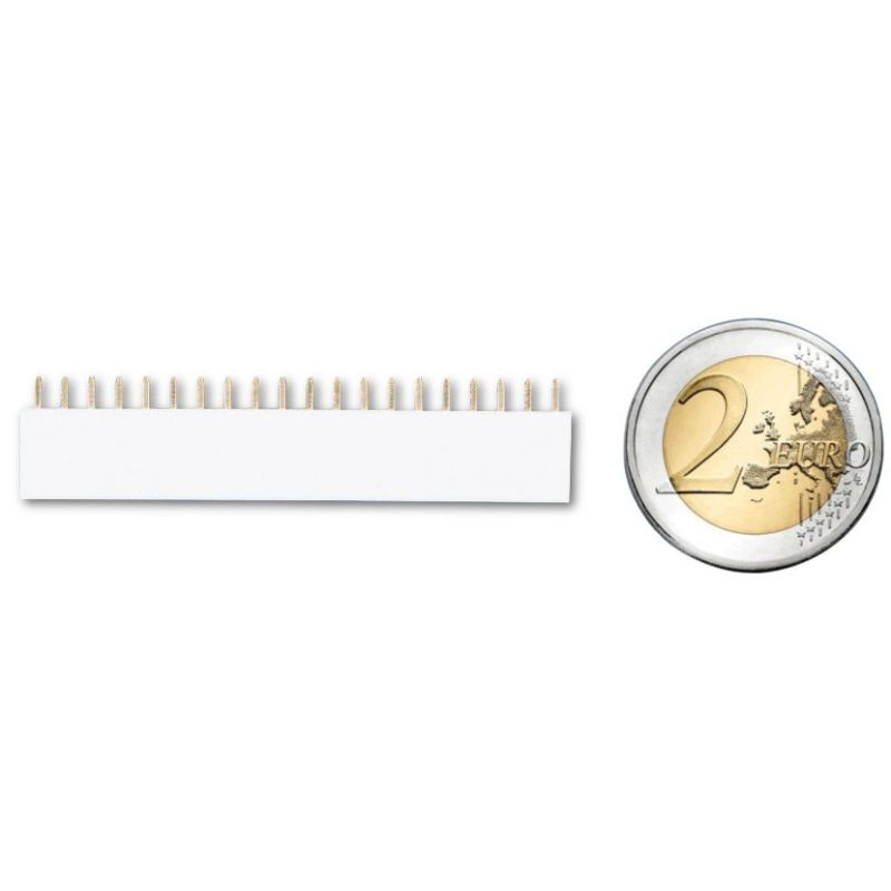 Female connector 1x20 pins