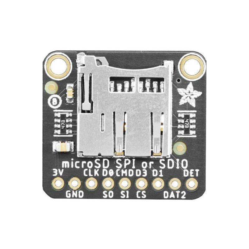Micro SD adapter - 3V version