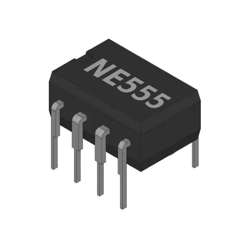 Oscillateur 555 – 100 Khz – DIP8 - Timer
