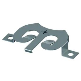 Clip CMS pour pile bouton CR1220 - 12mm - 3V