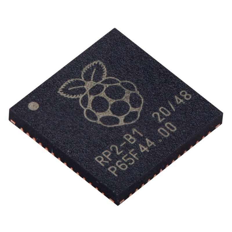 Microcontroleur RP2040 - Double coeur - Cortex M0+ @ 133Mhz