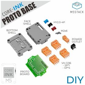 Base de prototypage pour Core Ink
