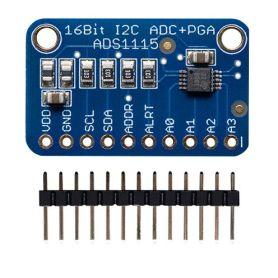 ADS1115 - Convertisseur ADC - 16bits - I2C