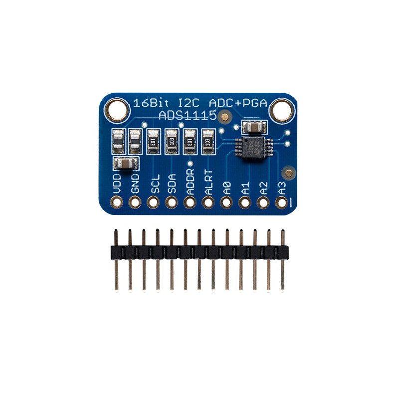 ADS1115 - Convertisseur ADC 4 canaux - 16bits - I2C