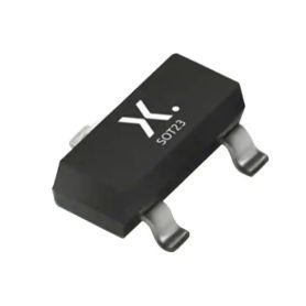 10x 2N7002 - N-Channel MOSFET Transistor, 60V 300mA – TO-236