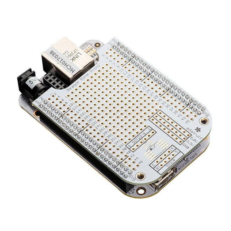 Plaque/Shield de prototypage pour BeagleBone