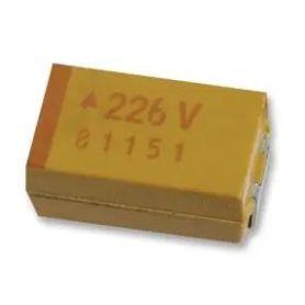 Condensateur CMS Tantale 10uF, 16V, 1206