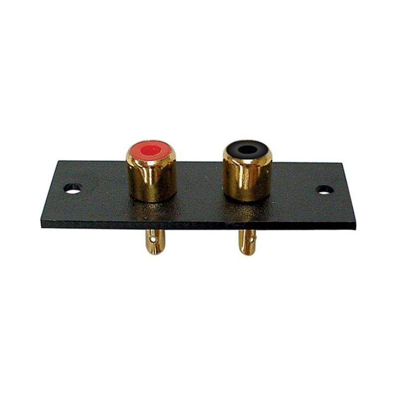 Stereo Audio connector - Panel Mount