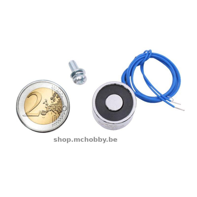 Electro-Aimant 3Kg 5V