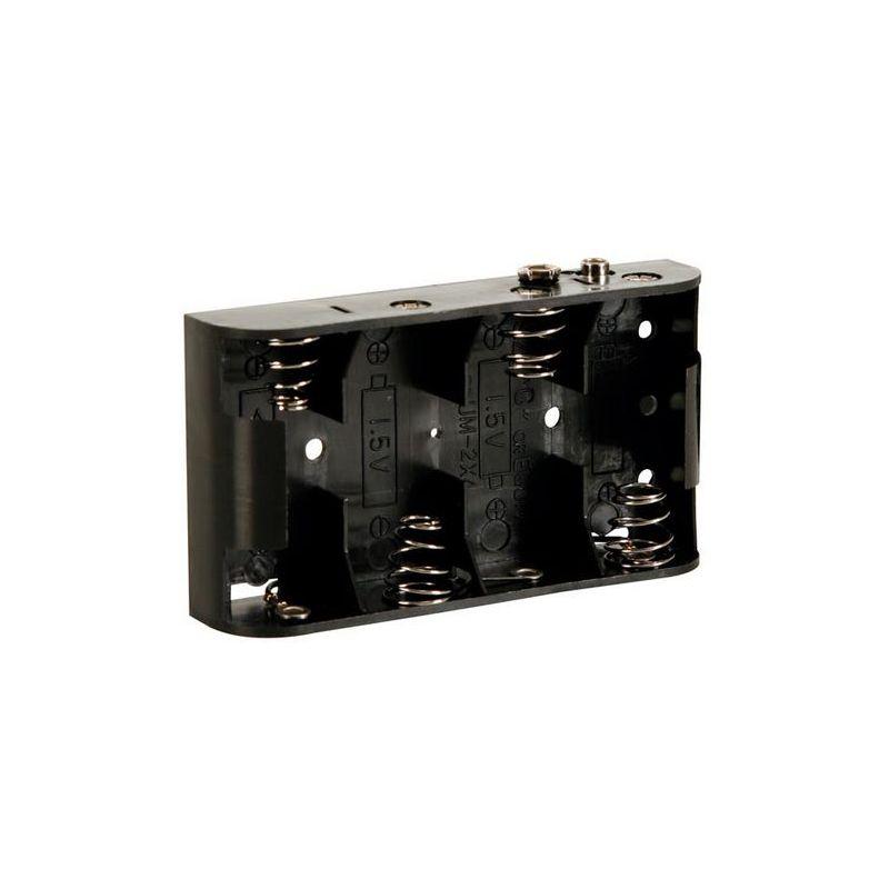 4x C battery holder (Total 6V)