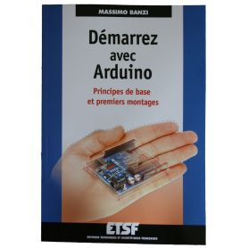 Demarrez avec Arduino - 3e édition