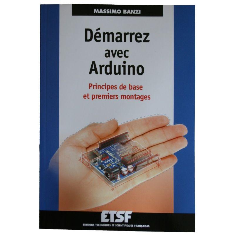 Demarrez avec Arduino