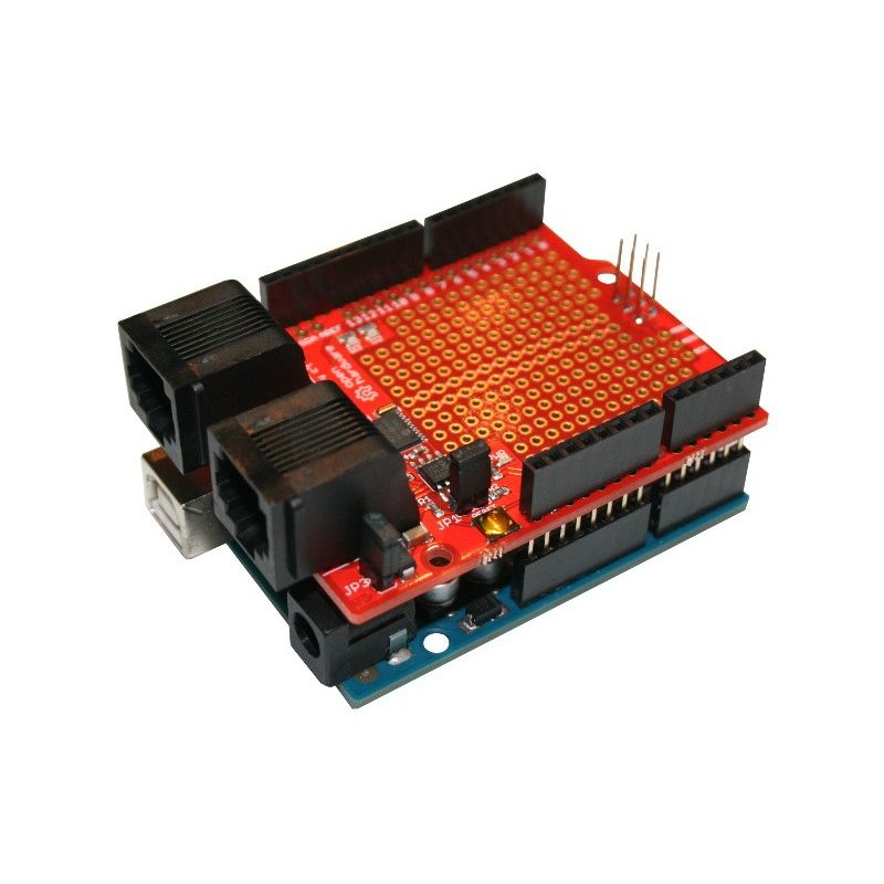 CanDIY - Shield Can Bus pour Arduino