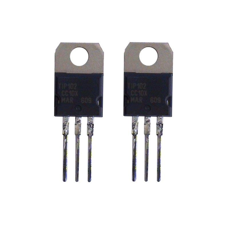 2 Transistors MOSFET N-Channel 16A 60 Vdc