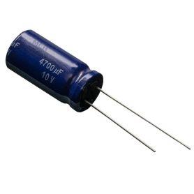 1x 4700uF Capacitor